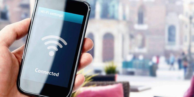 Wi-Fi sem internet