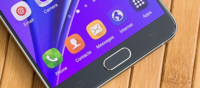 Touchwiz da Samsung