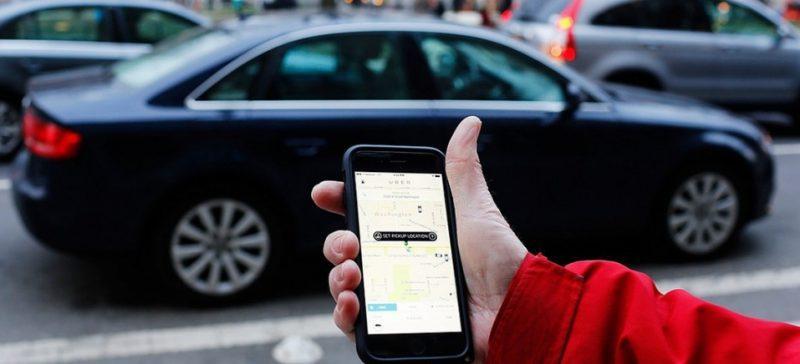 Uber no Recife