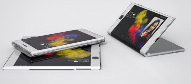 Smartphone dobrável da Huawei