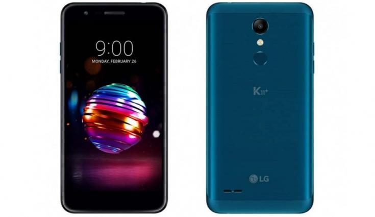 LG K11 Alpha