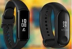 Galaxy Fit x Mi Band 3